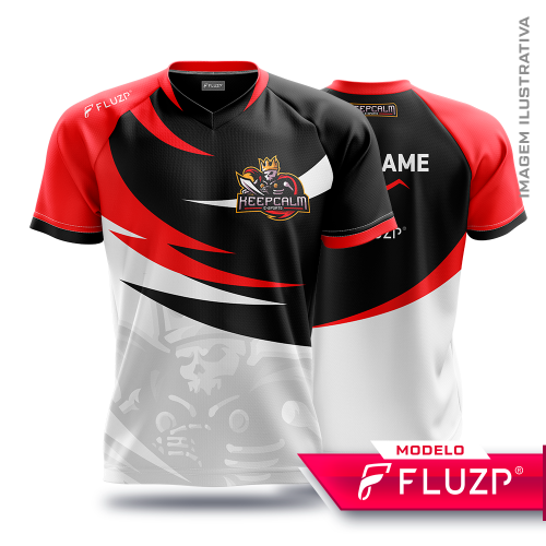 Uniforme KEEP CALM E-Sports