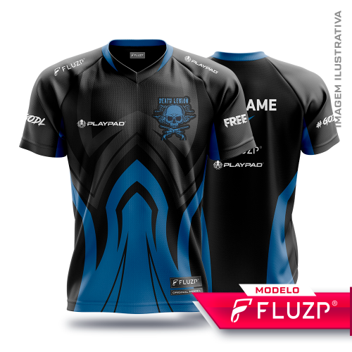 Uniforme DEATH LEGION E-Sports