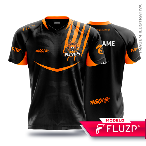 Uniforme NEW KINGS E-Sports