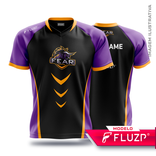 Uniforme Fear Gaming