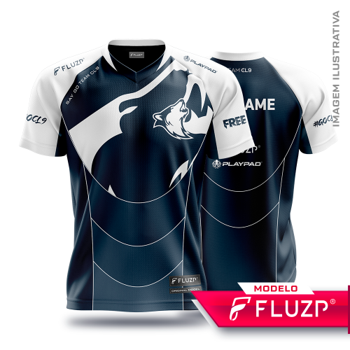 Uniforme Team CL9 e-sports