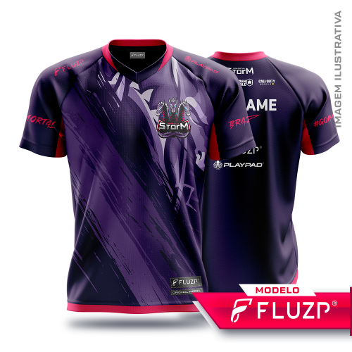 Uniforme IMMORTAL STORM e-sports