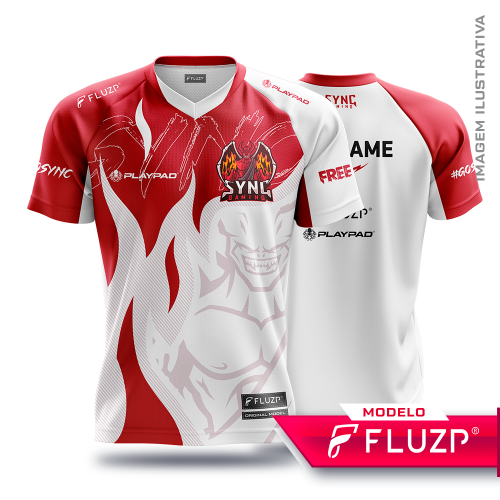 Uniforme  Sync Gaming e-sports