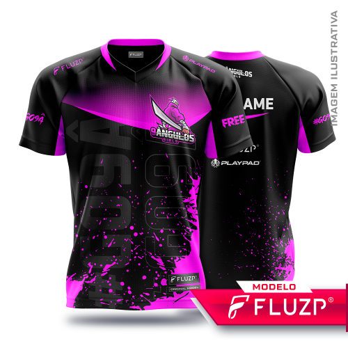 Uniforme  9Ángulos Girls e-sports