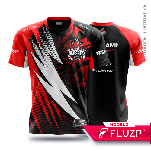 Uniforme Blessed e-sports