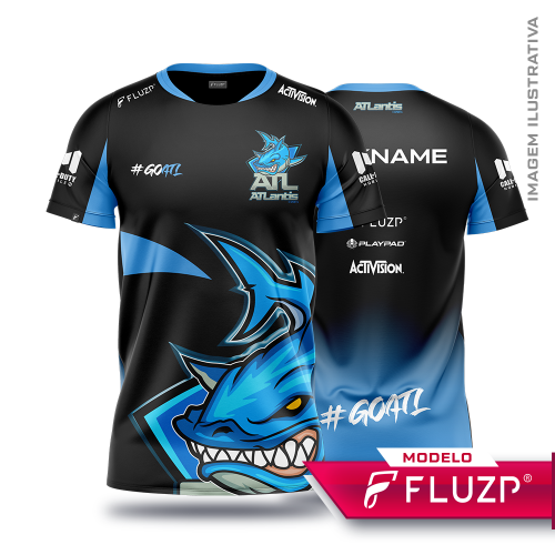 Uniforme ATLANTIS e-sports