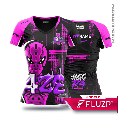 Uniforme R4ZE GILRS e-sports