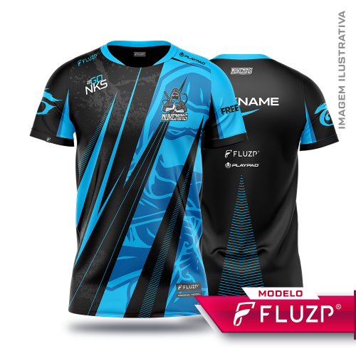 Uniforme Nukenins e-sports