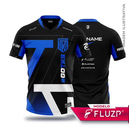 Uniforme Team Killers e-sports