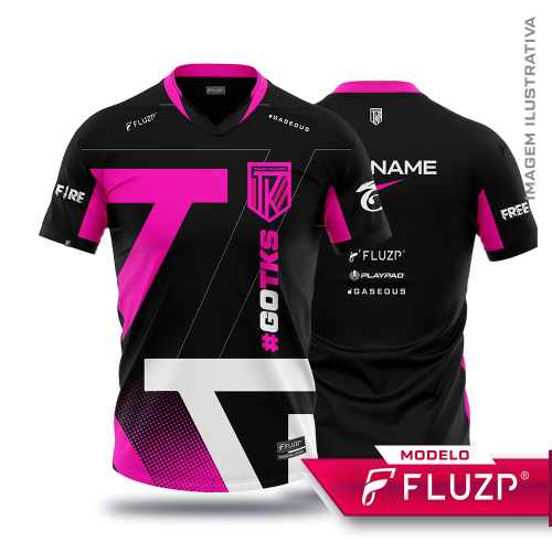 Uniforme Team Killers Girls e-sports