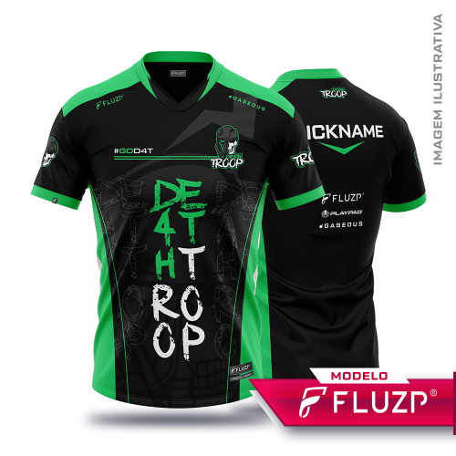 Uniforme DE4TH TROOP e-sports