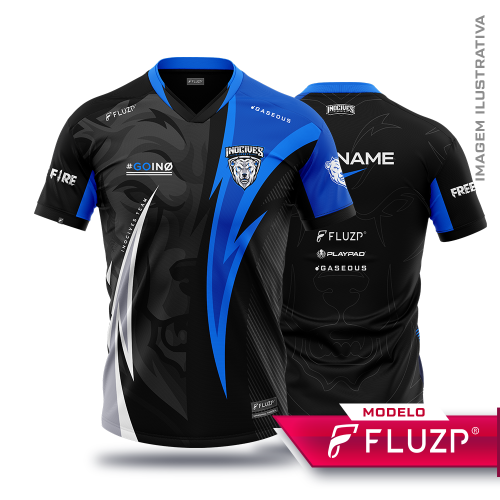 Uniforme INOCIVES e-sports