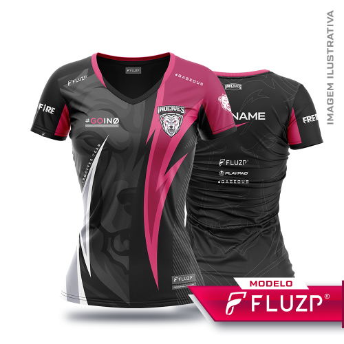 Uniforme INOCIVES GIRLS e-sports