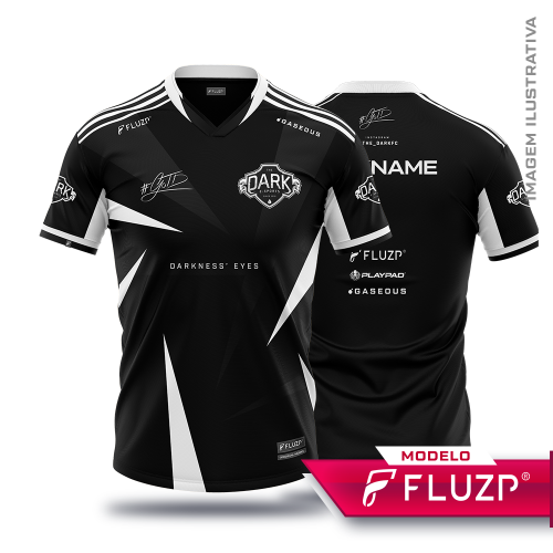 Uniforme The Dark e-sports