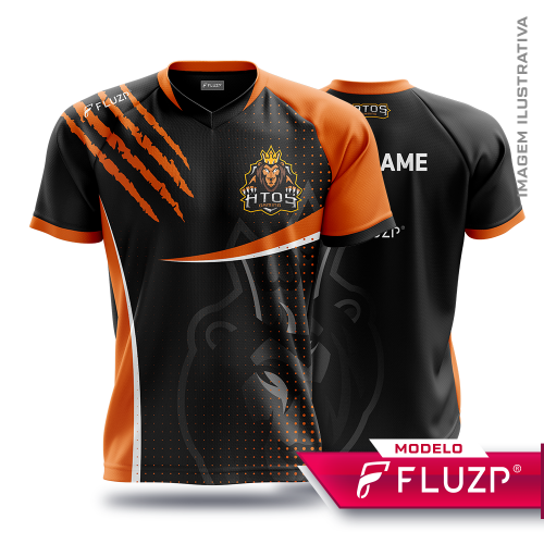 Uniforme Atos Gaming
