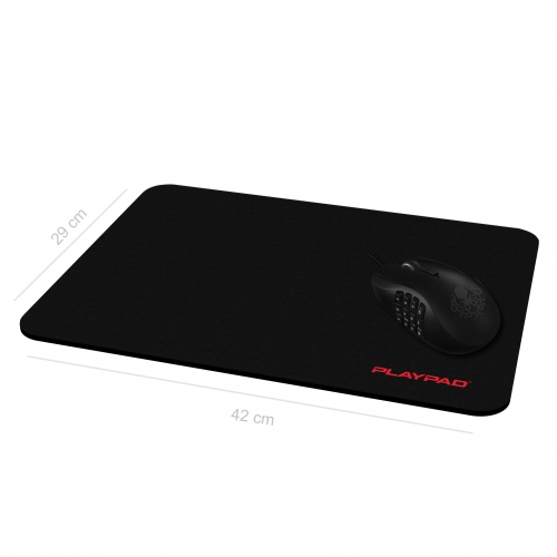 Mousepad PlayPad 2021 Red - Grande