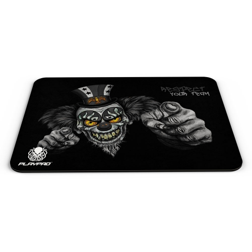 MOUSE PAD GAMER PLAYPAD MATPAD - CLOWN