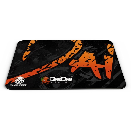 MOUSE PAD GAMER PLAYPAD MATPAD - DAIDAI BLACK
