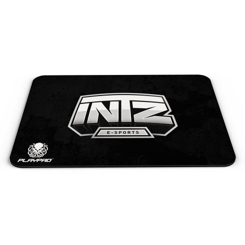 MOUSE PAD GAMER PLAYPAD MATPAD - INTZ BLACK