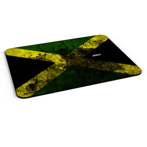 MOUSE PAD GAMER PLAYPAD BGP - JAMAICA