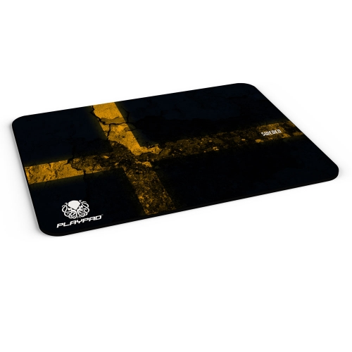 MOUSE PAD GAMER PLAYPAD NGP - SWEDEN