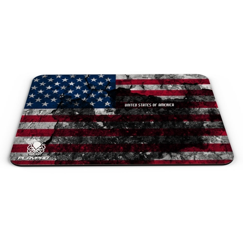 MOUSE PAD GAMER PLAYPAD MATPAD - USA
