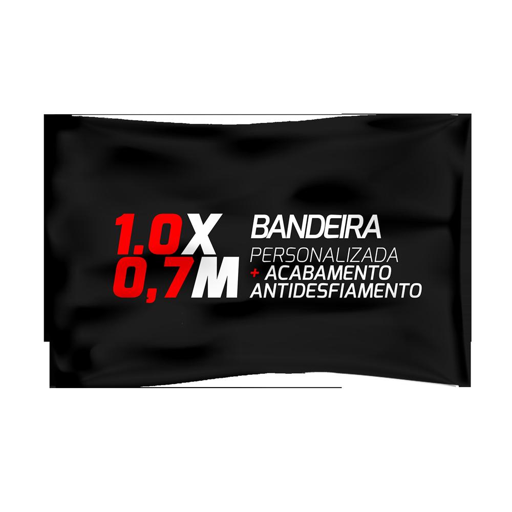 3bd85eba70 Bandeira Personalizada - 100 x 70 cm