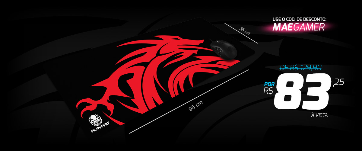 MOUSE PAD EXTENDED